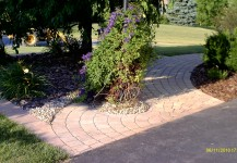 Bethlehem-Saucon Valley Paver Sidewalk